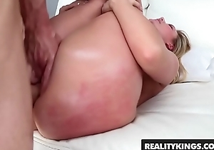 (Aj Applegate) gets say no to real exasperation licked and fucked - Reality Kings