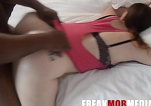 Phat Pain in the neck Sallow Girl riding BBC