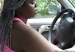 Driving In The Rain Ventilate Horny : Nilou Achtland