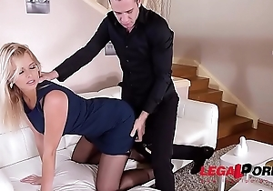 Filial Fetish Babe in arms Nikky Dream is Collared, Cuffed, with the addition of Deeply Ass Screwed GP166