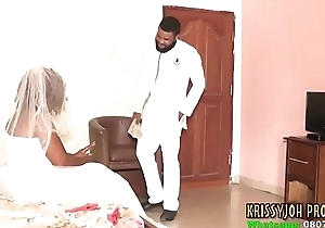 I Screwed My Nigerian Ex Girlfriend On Her Wedding Day. (Nollywood Sex Movie) - NOLLYPORN