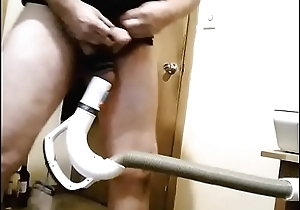 Untainted vs. Thick Cock - Fastening 2