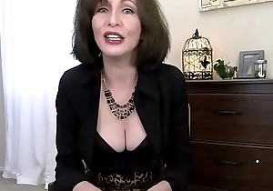 Cougar Stepmom Desires Your Cum
